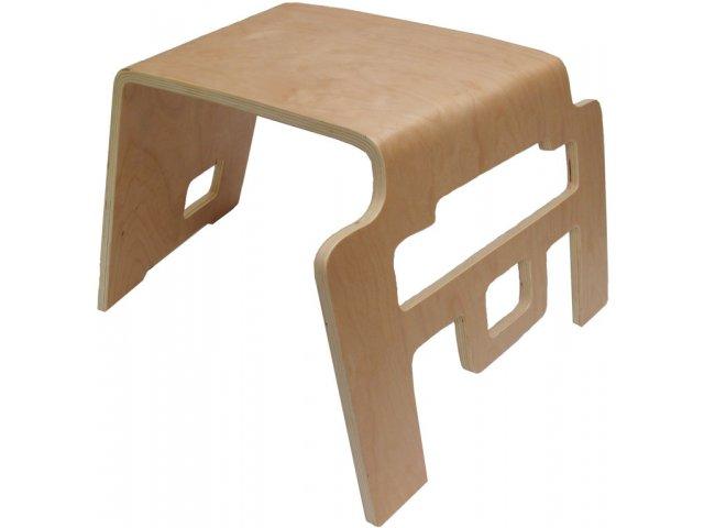Interlocking Bentwood Wooden Stool  sc 1 st  Hertz Furniture & Interlocking Bentwood Wooden Stool BWS-12 Preschool Chairs islam-shia.org