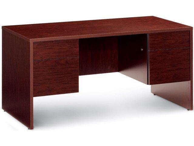 Genoa Double Pedestal Office Desk
