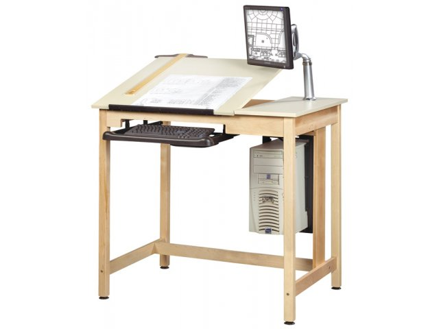 Cad Drawing Table Cdt 4230 Drafting Amp Art Tables