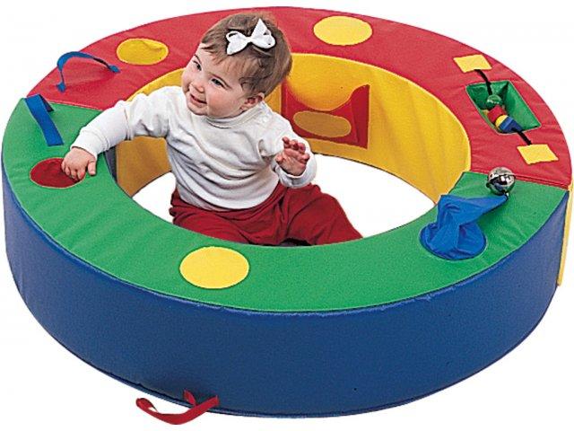 Infant Soft Play Ring Nesting Circle  sc 1 st  Hertz Furniture & Infant Soft Play Ring Nesting Circle CFP-955 Soft Play Equipment
