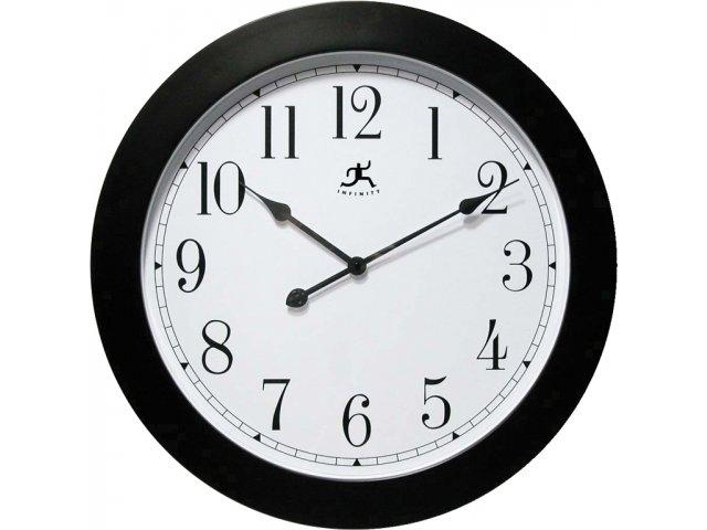 Nexus Oversized Decorative Classroom Wall Clock 26 Wall
