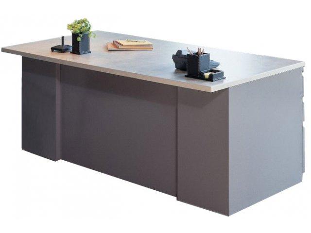 Double Pedestal Office Desk