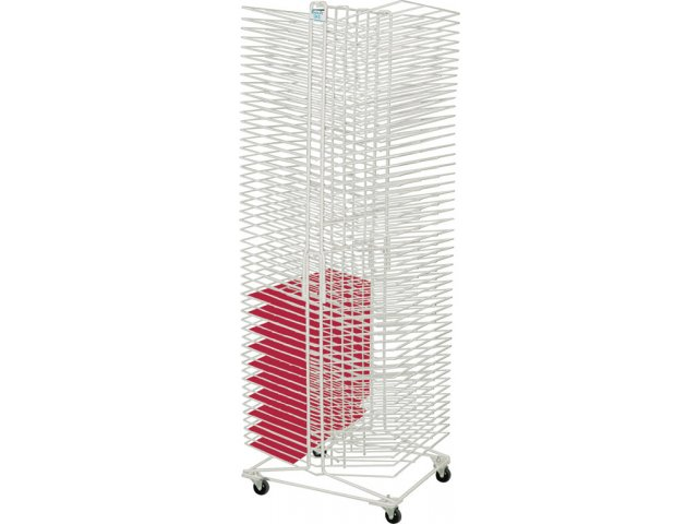 Portable Drying Rack   100 Shelves