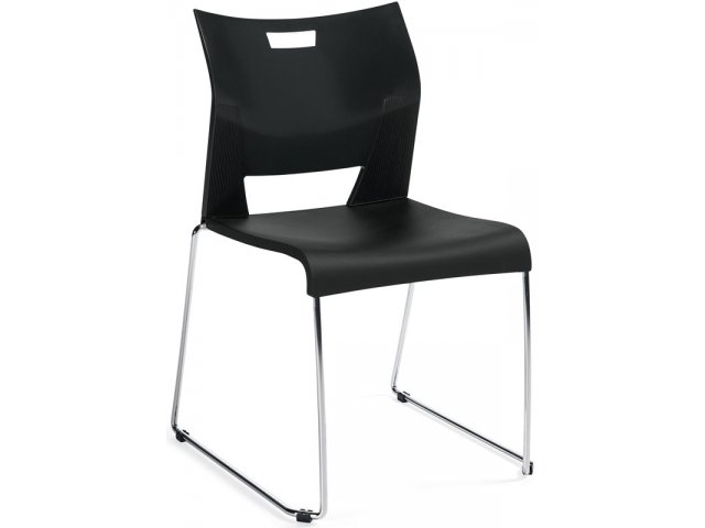 duet stack chair due 6621 stacking chairs. Black Bedroom Furniture Sets. Home Design Ideas