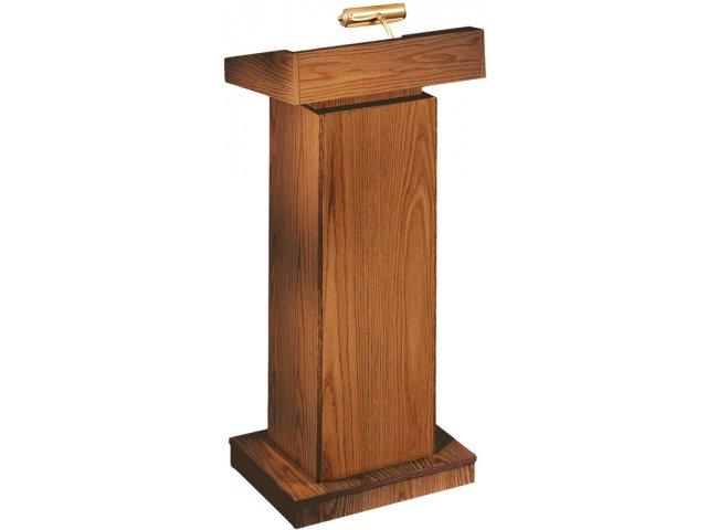 Orator Non Sound Lectern Adjustable Height Esl 810