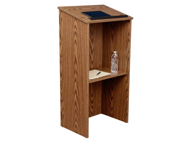 Full Floor Lectern Esl 222 Podiums Lecterns