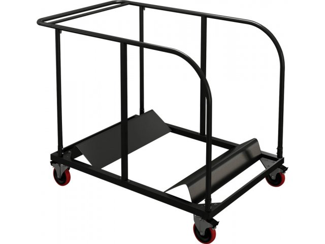 Event Series Round Table Cart EVNCARTRD Table Trucks Dollies