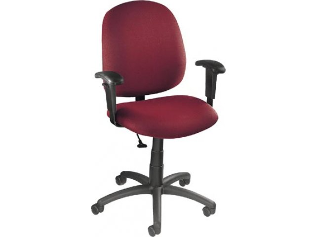 Goal Office Chair With Adjustable Arms GOA 2376 Computer Chairs