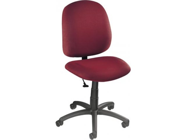 Merveilleux Goal Armless Office Chair