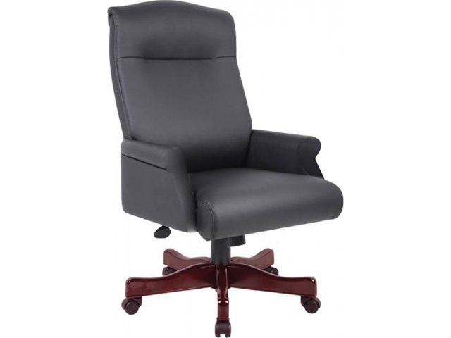 executive leather high back office chair gov 6940 conference chairs