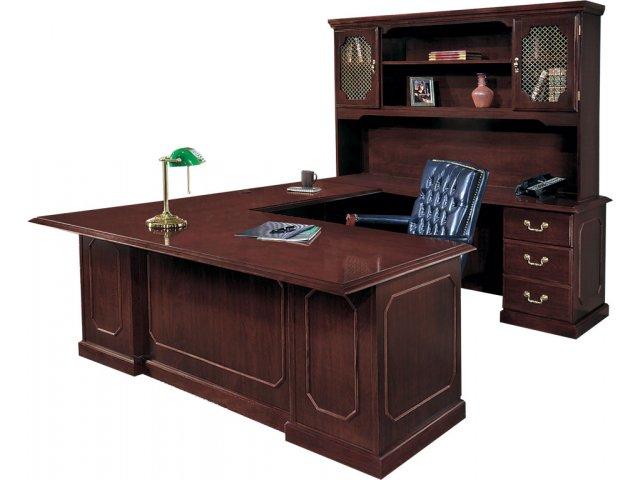 Governors Right U Shaped Desk GOV 737 Office Desks