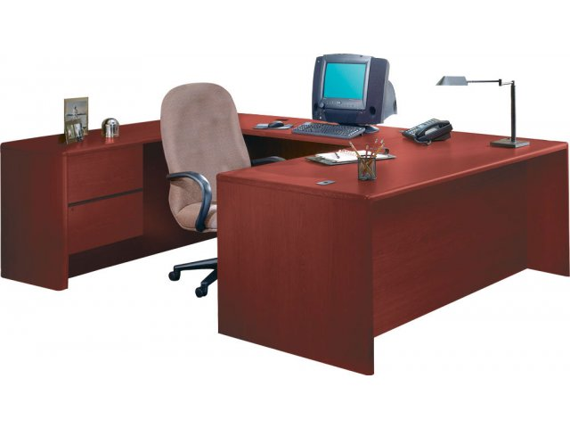 hon furniture large outlet medium company minneapolis workstation size basyx home corner chairs shaped leaders drawer double used l ideas decor of espresso custom weathered desk office edmonton repair made