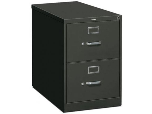New Hirsh 25quot 2Drawer Legal File Cabinet Select Color  Sam39s Club