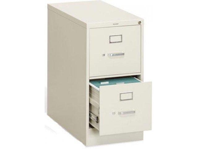 2 Drawer Letter Vertical File Cabinet