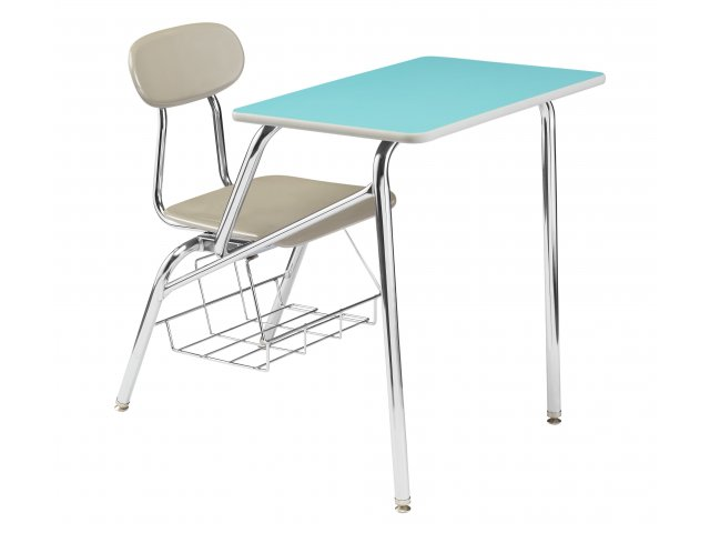 Combo Student Chair Desk Laminate Top 18 Quot H Student