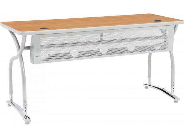 illustrations v2 adjustable height computer table - Adjustable Height Computer Desk