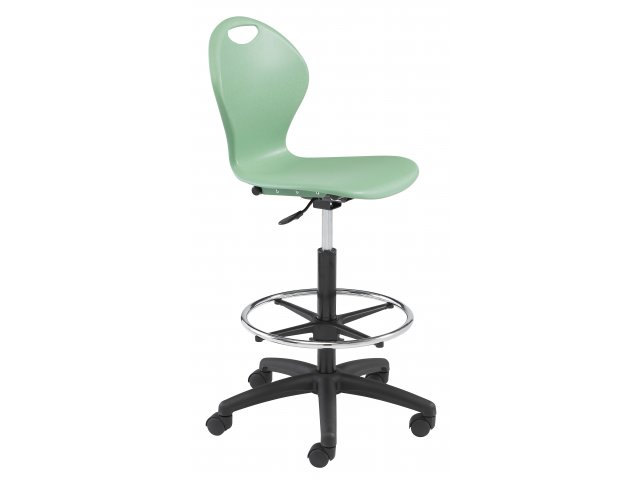Inspiration Swivel Drafting Stool Ins 658d Drafting Chairs
