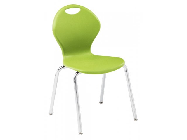 Inspiration Value Poly Classroom Chair 18 H Classroom Chairs