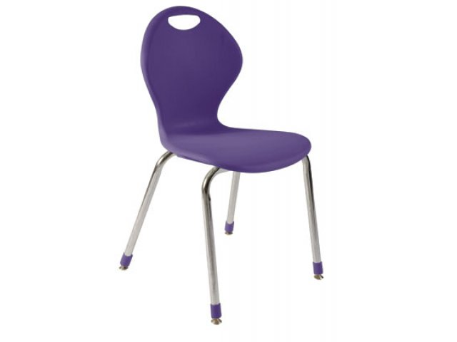 Inspiration Poly Classroom Chair 18 H Classroom Chairs