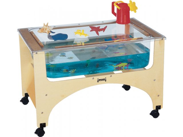 See Thru Sensory Table Elementary Size Jtc 2871 Sand