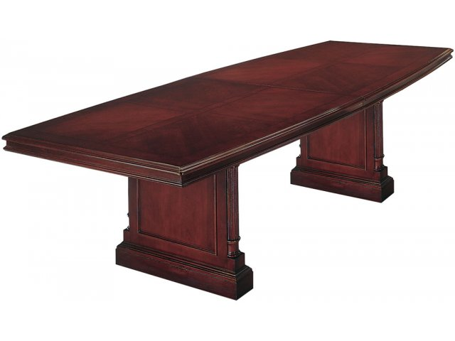 Keswick boat shaped conference table 120 wx48 d for 120 conference table