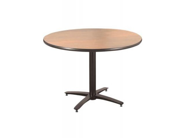 Bon Round Cafe Table   Arched Base