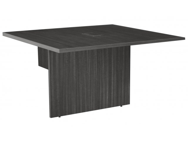 Conference Table Extension W Power Data Module Long Conference - Conference table with power and data
