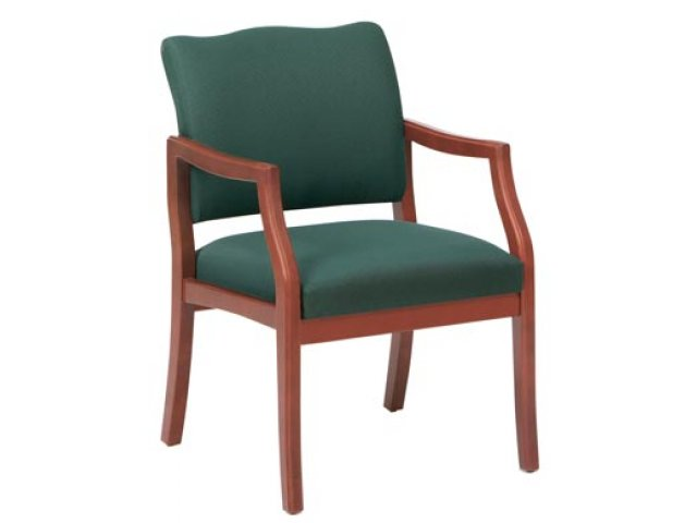 Franklin Reception Guest Chair With Arms Lfr 1851