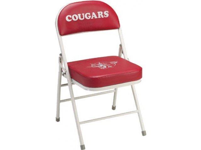 Padded Sideline Folding Chair 2 Quot Seat Lgo 734 Folding