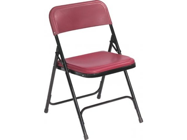 Lightweight Folding Chair Stackable Folding Chair