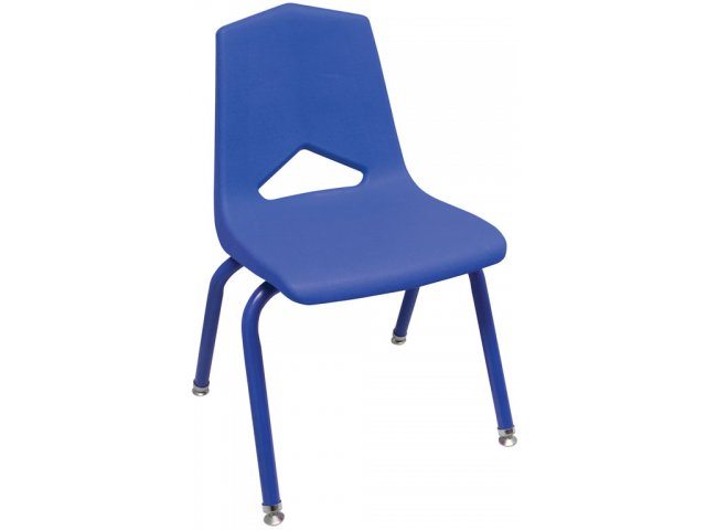 Marco Stackable Poly Classroom Chair 10 H Preschool Chairs