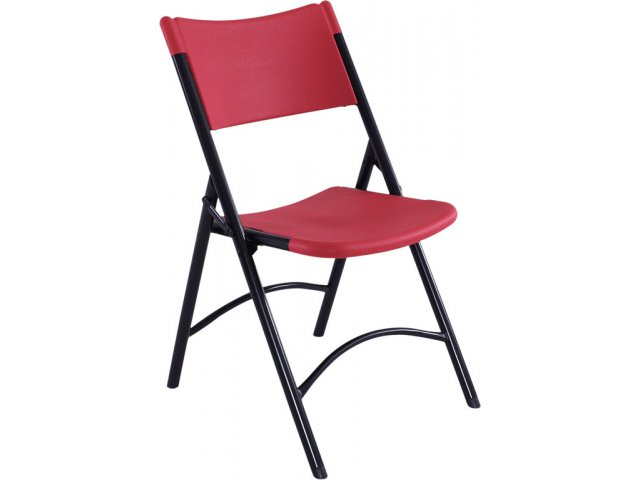 Blow Molded Folding Chair Colored NPC 600C Folding Chairs