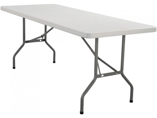 Merveilleux Blow Molded Rectangular Table