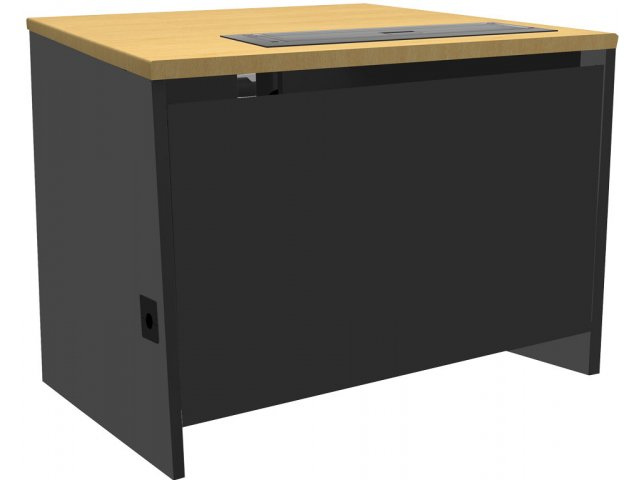 46 Series Computer Desk With Trolley Monitor Lift