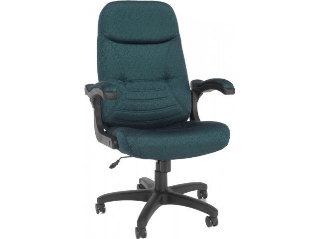 Mobilearm High Back Fabric Exec Office Chair OFM 550 Task Chairs