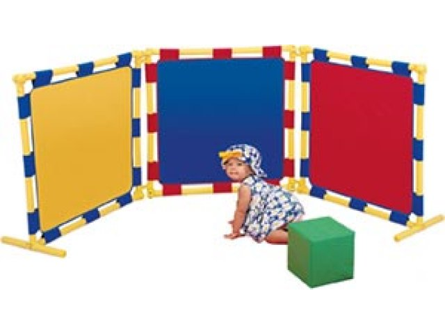 School Room Dividers Part - 28: 3-Square Playpanel Set