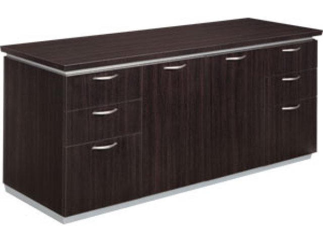 Pimlico Full Storage Office Credenza Pml 20 Credenzas