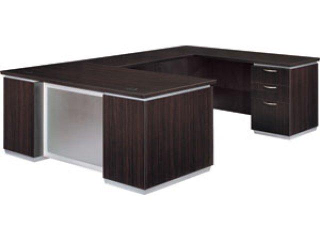 DMI Pimlico Executive Right U-Shaped Desk PML-57, Office Desks