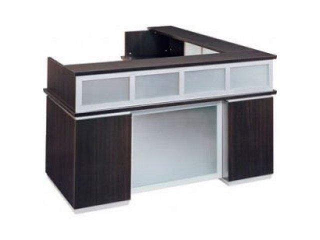 dmi pimlico left reception desk - Reception Desks