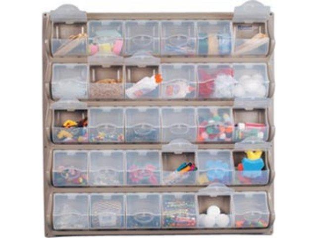 wall mounted classroom art supply storage 30 panel bins pnb 130 bin storage. Black Bedroom Furniture Sets. Home Design Ideas