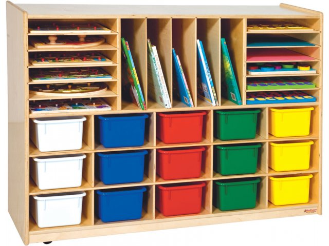 Multi Purpose Storage with 15 Colored Cubby BinsPurchase Preschool Cubbies  Buy From Our Great Selection . Preschool Chairs Free Shipping. Home Design Ideas