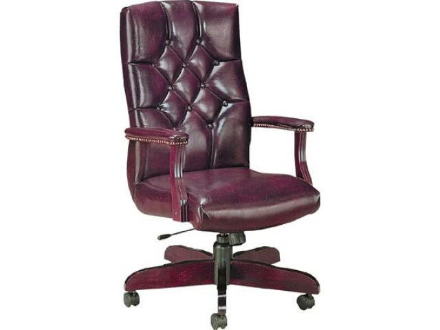 Miraculous Executive Tufted Swivel Office Chair Ocoug Best Dining Table And Chair Ideas Images Ocougorg
