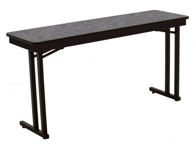 CLeg Folding Training Table X HPL Folding Tables - 18 x 60 training table