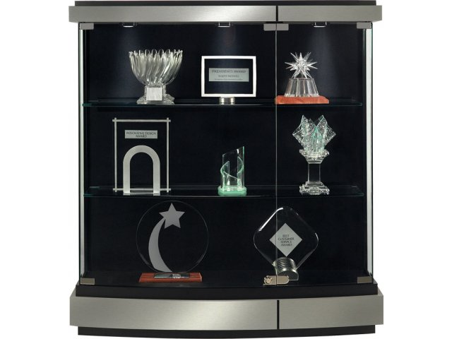 Quantum Wall Mount Display Case