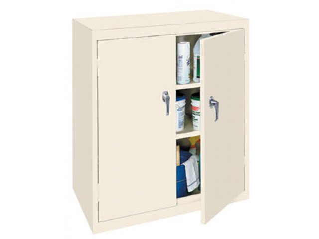 All Purpose Cabinets : All purpose storage cabinet quot wx dx h metal