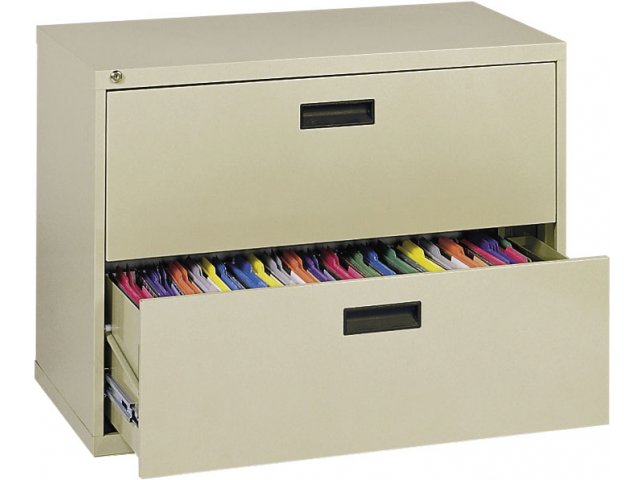 2-Drawer Lateral File Cabinet SFL-302, Metal File Cabinets
