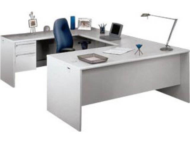 u shape office desk with left return sgn 216l office desks