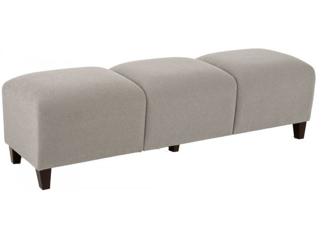 Siena 5-Seat Upholstered Bench SIE-5001, Bench Seating