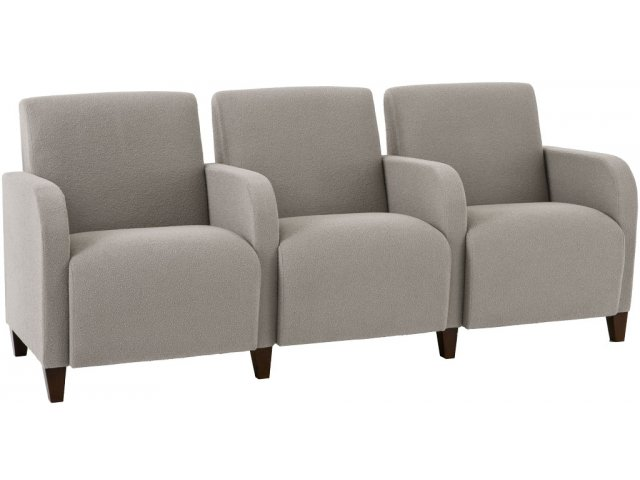 Siena 3-Seat Sofa w/Center Arms SIE-3403, Love Seats & Sofas