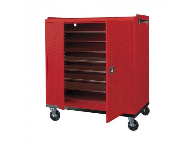 Mobile Laptop Charging & Storage Cart - 24-Capacity ...